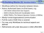 opn building blocks 2 workflow e2ecu