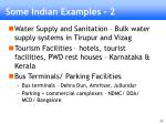 some indian examples 2