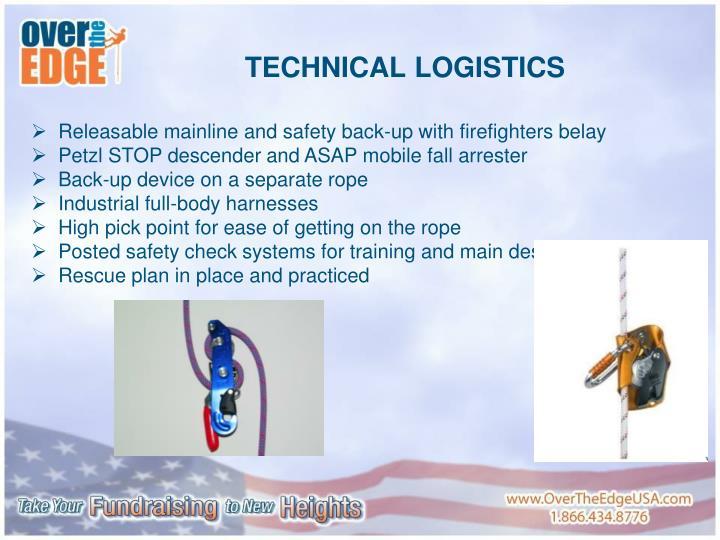 TECHNICAL LOGISTICS