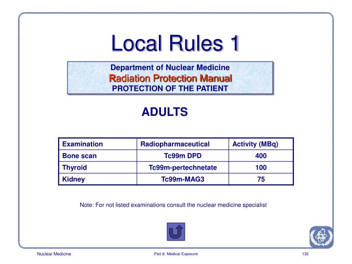 Local Rules 1
