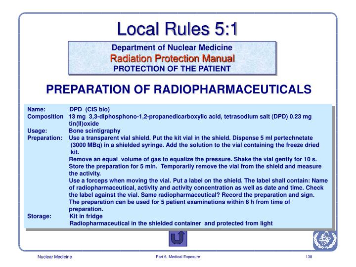 Local Rules 5:1