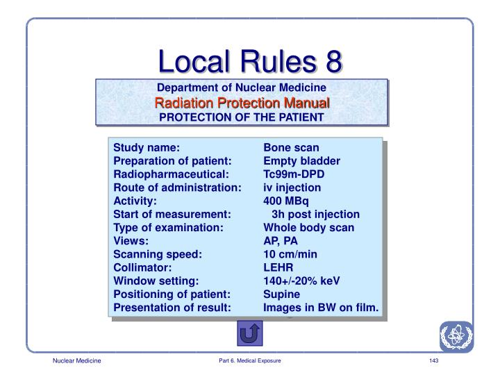 Local Rules 8