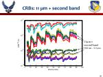 crbs 11 m second band