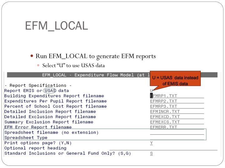 EFM_LOCAL