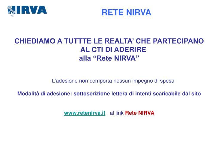RETE NIRVA