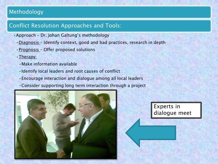 Experts in dialogue meet