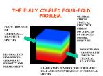 the fully coupled four fold problem