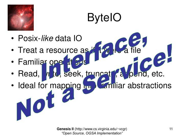 ByteIO