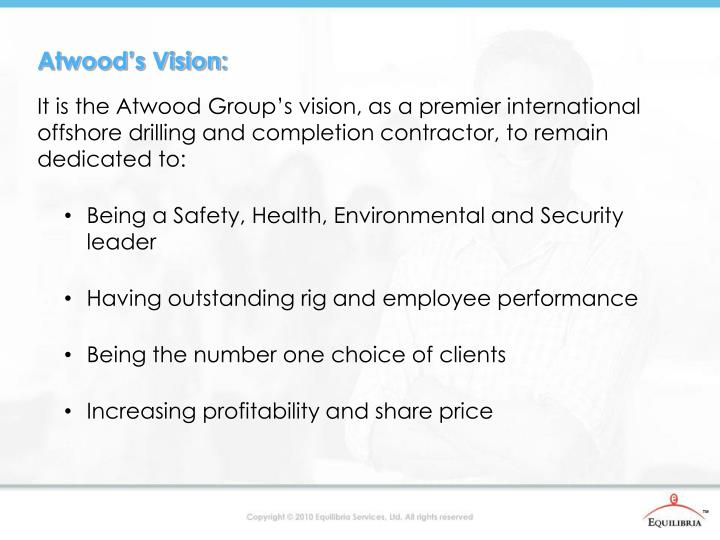Atwood's Vision:
