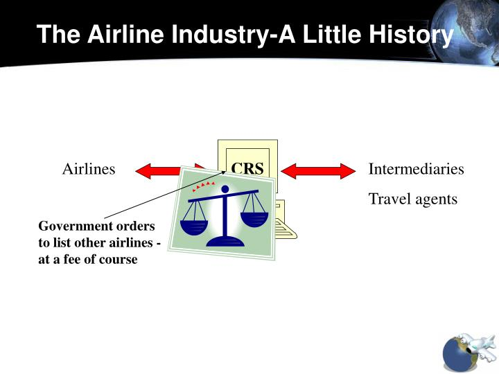 The Airline Industry-A Little History