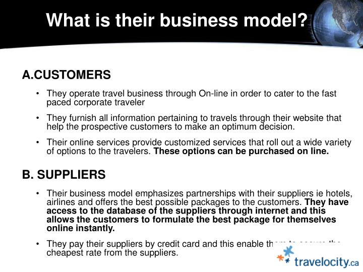 What is their business model?