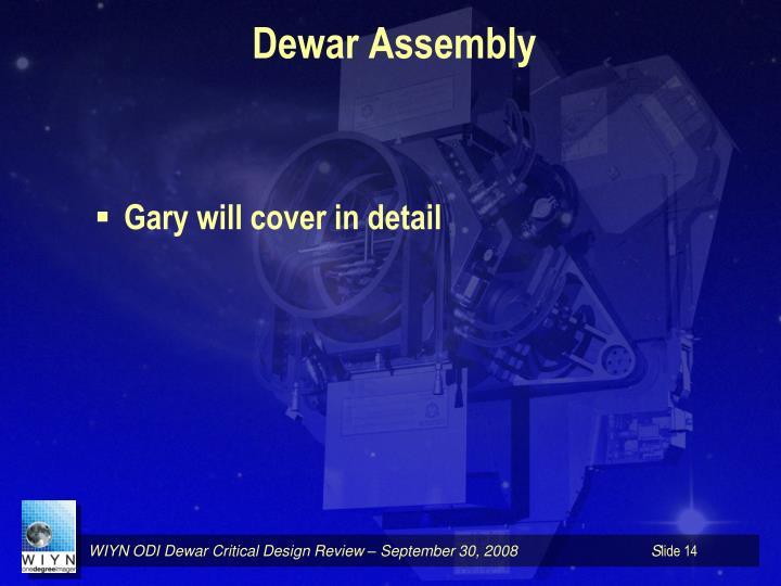 Dewar Assembly
