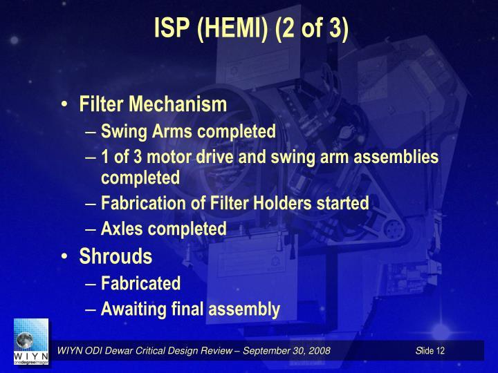 ISP (HEMI) (2 of 3)