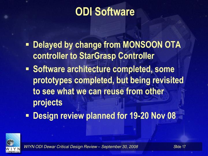 ODI Software