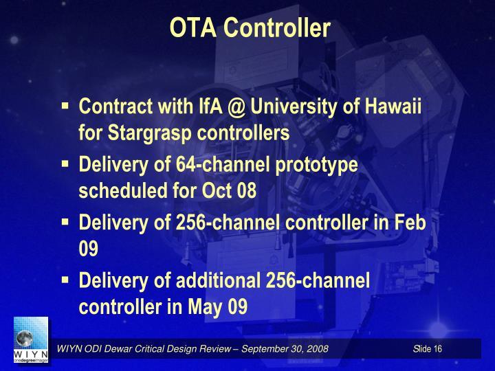 OTA Controller