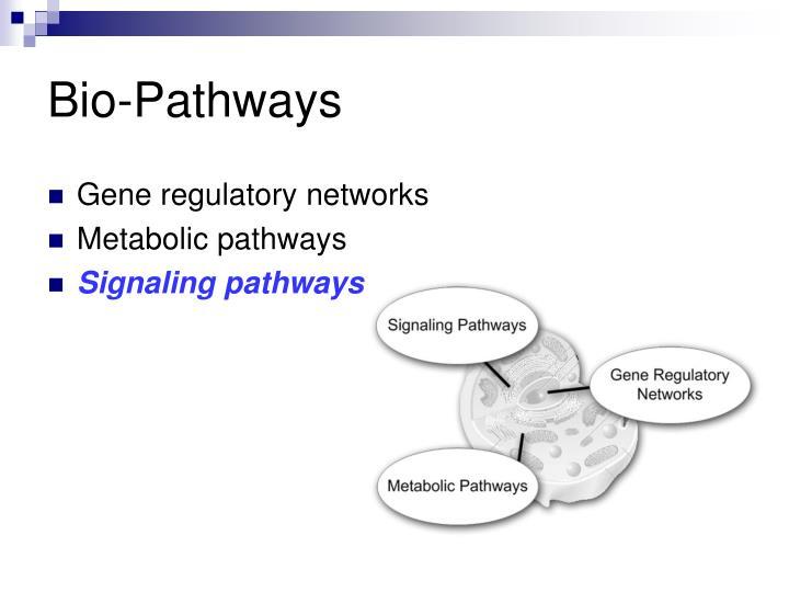Bio-Pathways