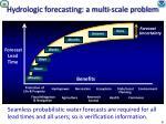 hydrologic forecasting a multi scale problem1