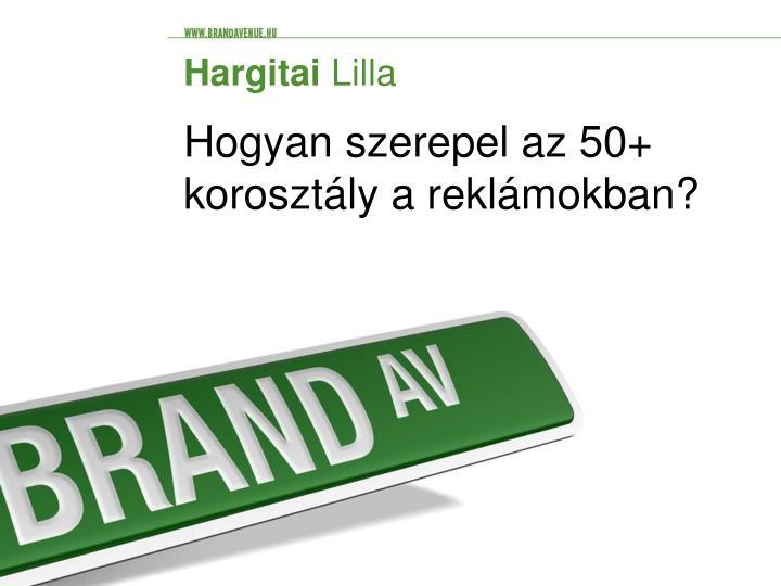 Hargitai
