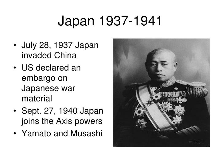 July 28, 1937 Japan invaded China