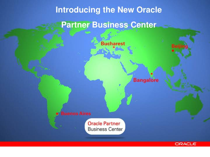 Introducing the New Oracle