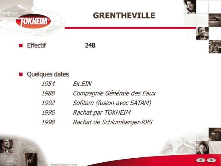 GRENTHEVILLE