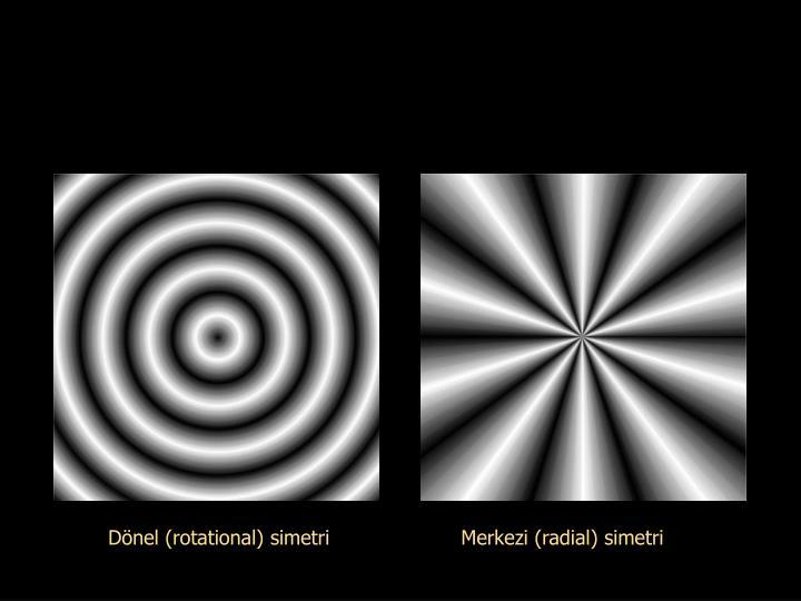 Dnel (rotational) simetri