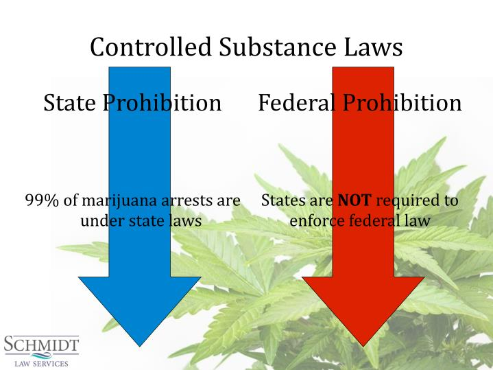 Controlled substance laws