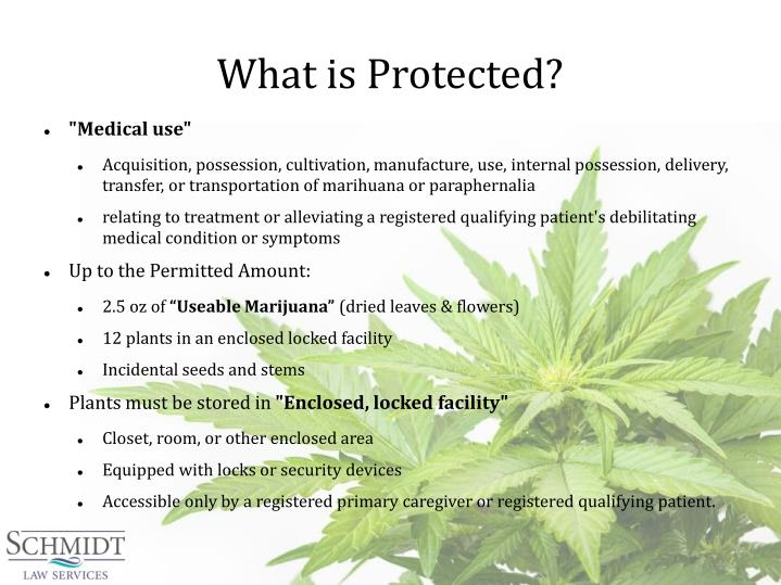 What is Protected?