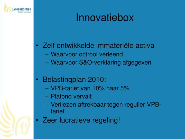 Innovatiebox