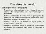 diretrizes de projeto2