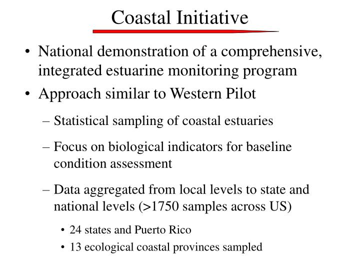 Coastal Initiative