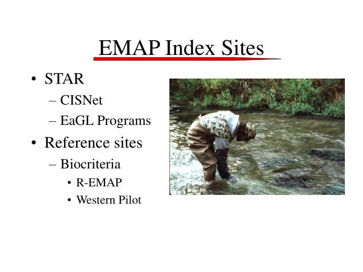 EMAP Index Sites
