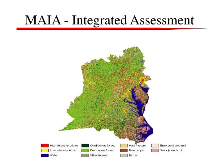 MAIA - Integrated Assessment