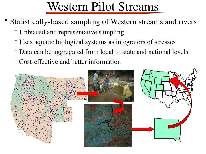 Western Pilot Streams