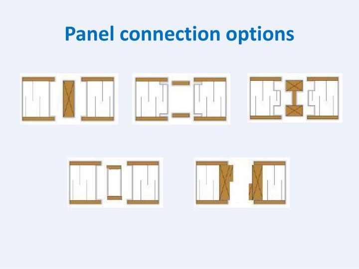 Panel c
