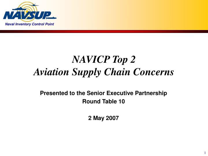 NAVICP Top 2