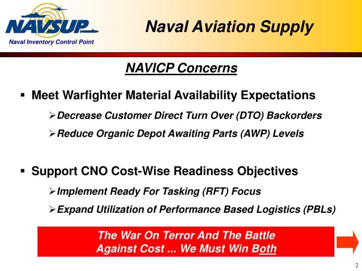 Naval Aviation Supply