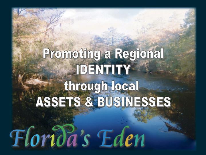 Promoting a Regional
