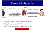 proof of security2