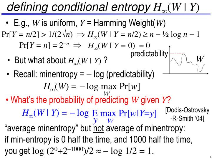 defining conditional entropy