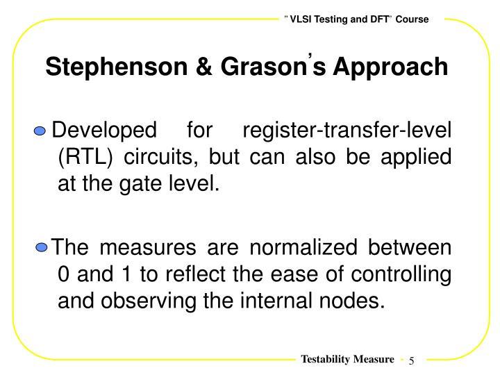 Stephenson & Grason