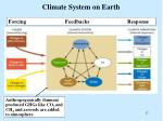climate system on earth1