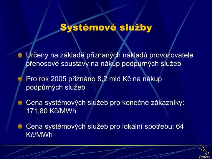 Systémové služby
