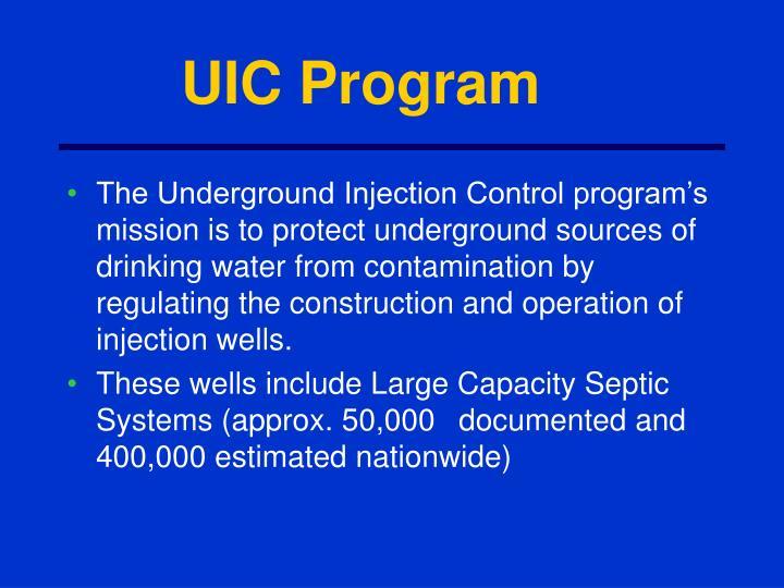 UIC Program