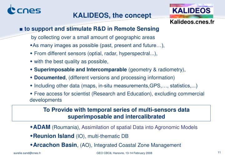 Kalideos.cnes.fr