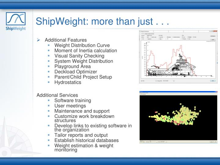 ShipWeight: more than just . . .