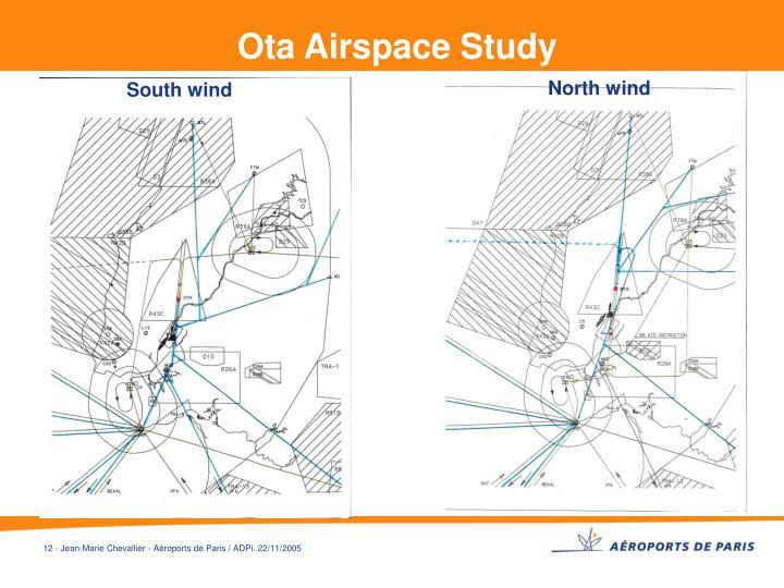 Ota Airspace Study