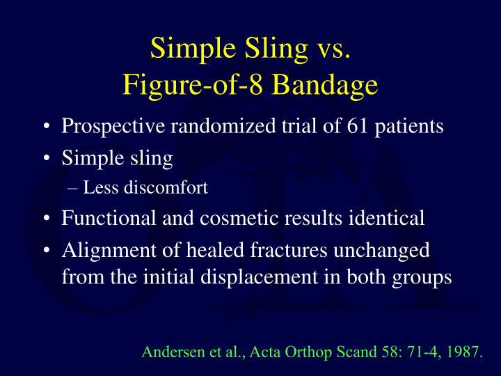 Simple Sling vs.