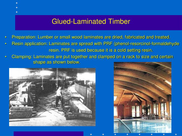 Glued-Laminated Timber