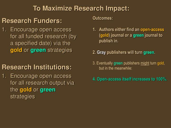Research Funders: